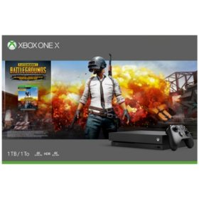 Xbox One X 1TB Playerunknown's Battlegrounds Bundle