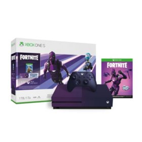 Xbox One S 1TB Console Fortnite Battle Royale Special Edition Bundle