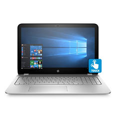 "HP Envy 15.6"" Touchscreen Laptop, Intel Core i7-6700HQ, 8GB Memory, 1TB Hard Drive, with Windows 10"