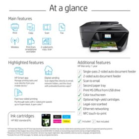 HP OfficeJet Pro 6975 All-in-One Printer - Sam's Club