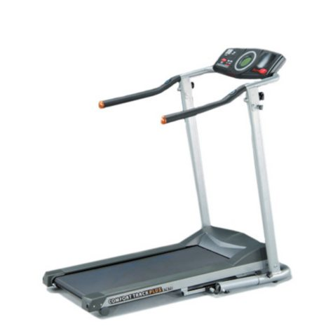 Exerpeutic Walk-To-Fit Electric Treadmill