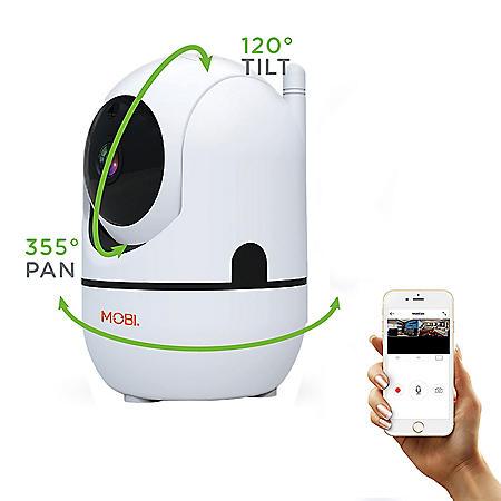 MobiCam HDX Smart HD Wi-Fi Monitoring System