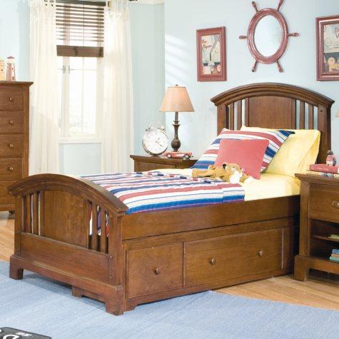 Cambridge Storage Bed - Twin