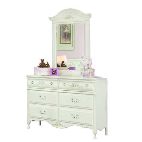 Rhyland Dresser and Mirror