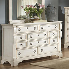 Carlisle 10-Drawer Dresser