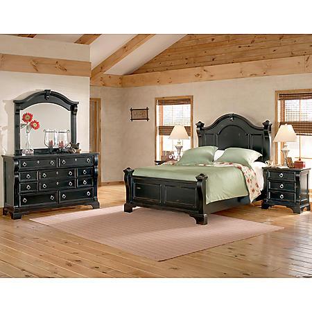 Eastport 5 pc. King Bedroom Set