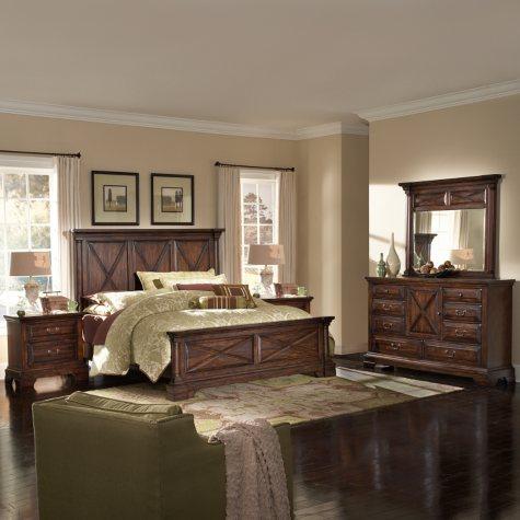 Homestead Bedroom Set - King - 5 pc.