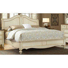Noelle Sleigh Bed (Assorted Sizes)