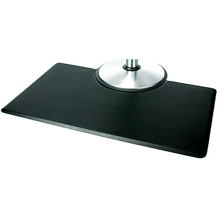 Polyurethane Salon Styling Mat - Rectangular