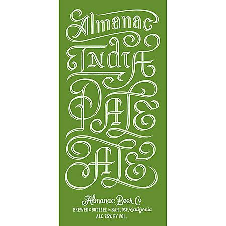 ALMANAC IPA 4 / 16 OZ CANS - Sam's Club