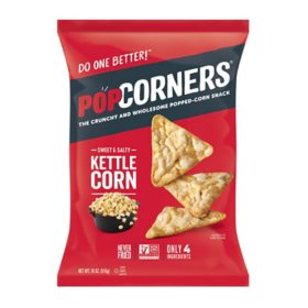 Popcorners Sweet & Salty Kettle Corn Chips (18 oz.)
