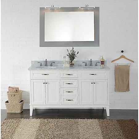 Memberu0027S Mark Double Sink Vanity