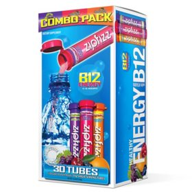 Zipfizz Drink Mix Combo Pack (30 ct.)