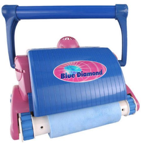 Blue Diamond Robotic Pool Cleaner