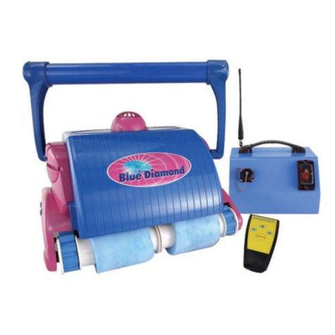 Blue Diamond Remote Control Robotic Pool Cleaner