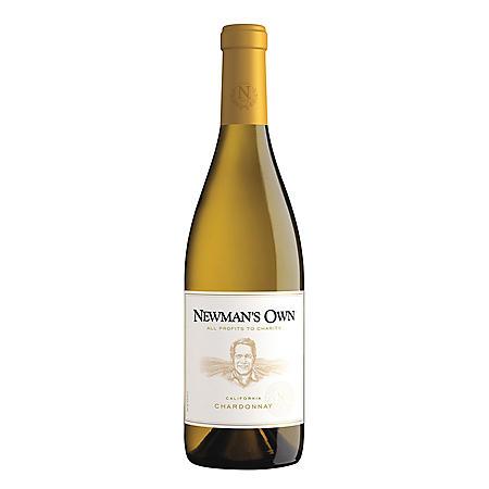 Newman's Own Chardonnay California (750ML)