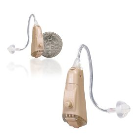 GHI Simplicity Premier OTE Hearing Aid Pair (Choose A Color)