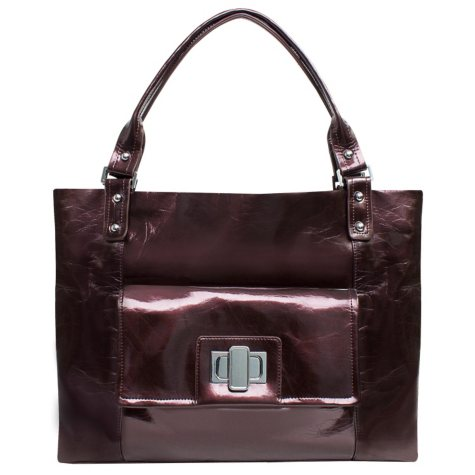 Amy Michelle Cosmo Diaper Bag, Chocolate