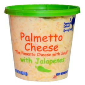 Palmetto Cheese Spread with Jalapenos (24 oz. tub)