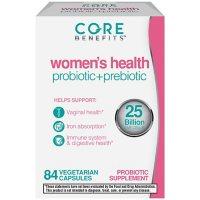 Core Benefits Women's Health Daily Probiotic (84 ct.)