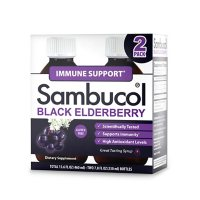 Sambucol Original Black Elderberry Syrup (7.8 oz., 2 pk.)