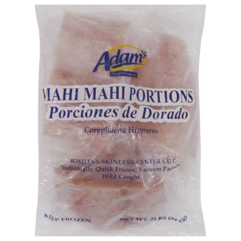 Adam's Mahi Mahi Portions - 2 lbs.