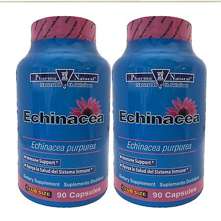 Echinacea Dietary Supplement (90 ct., 2 pk.)