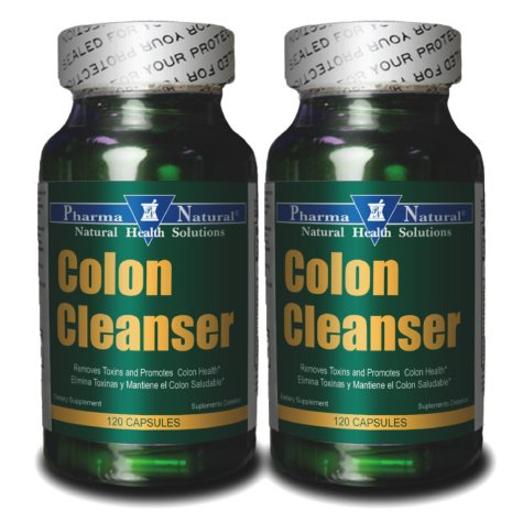 Pharma Natural Colon Cleanser - 240 ct.