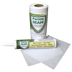 PermaSEAM Seam Kit - Seam Fabric and Glue Tube