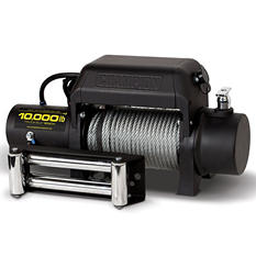 Champion Power Equipment 10,000 lb. Series Wound Truck/SUV Winch Kit
