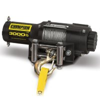 Champion Power Equipment 3,000 lb. Permanent Magnet ATV/UTV Winch Kit