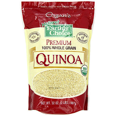 Nature's Earthly Choice Quinoa - 32 oz.