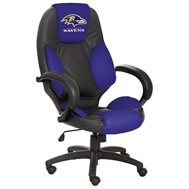Baltimore Ravens Office Chair