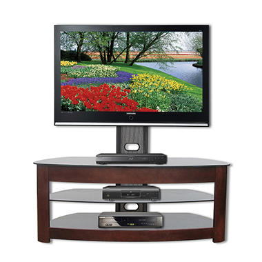 Palermo 3-in-1 TV Stand with Mount - 52