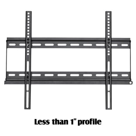 "Ready Set Mount CC-H45B 23"" to 37"" - Low Profile"