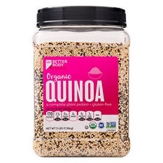 BetterBody Foods Organic Quinoa Medley (3 lbs.)