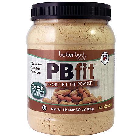 BetterBody Foods PBfit (30 oz.)