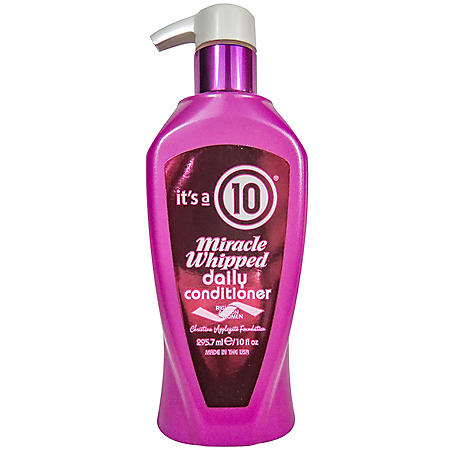 It's a 10 Miracle Whipped Daily Conditioner (10 fl. oz.)