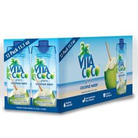 Vita Coco Coconut Water (330 ml., 12 pk.)