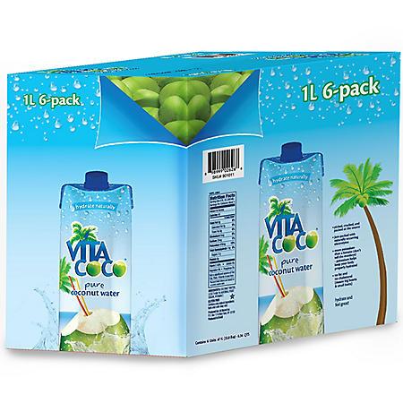Vita Coco Original Coconut Water (1L / 6pk)