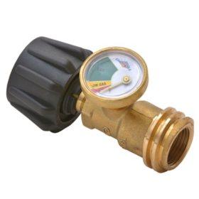 Propane gas Gauge Meter