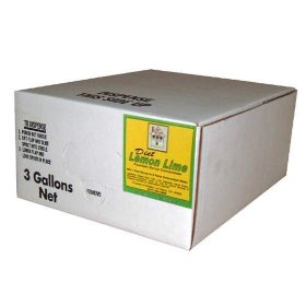 Willtec Diet Lemon Lime Syrup Concentrate (3Gal)