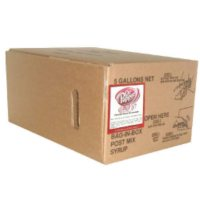 Willtec Dr Pepper Soda Syrup Concentrate (5Gal)