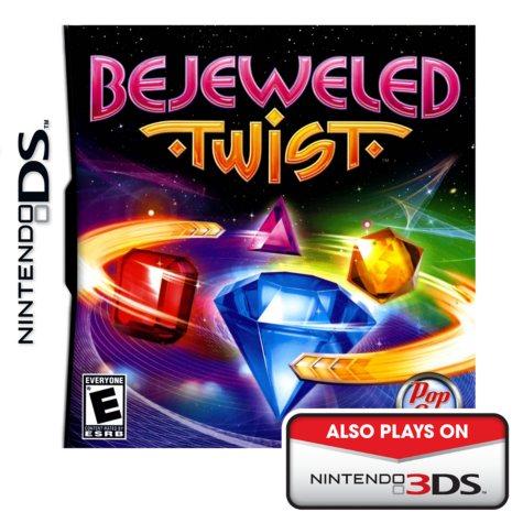 Bejeweled Twist - NDS