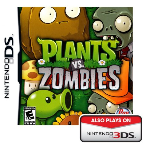 Plants VS. Zombies - NDS