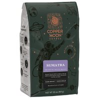 Copper Moon Coffee Whole Bean Blend, Sumatra (32 oz.)