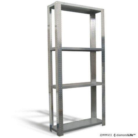 DiamondRack Customizable Shelving