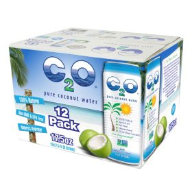 C2O Pure Coconut Water (17.5 fl. oz., 12 pk.)