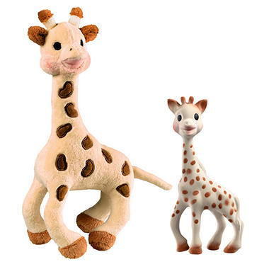 Vulli Sophie the Giraffe - Teether and Plush Toy