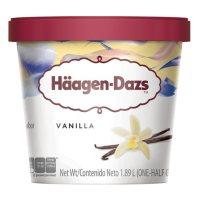 Haagen-Dazs Vanilla Ice Cream (half gallon)